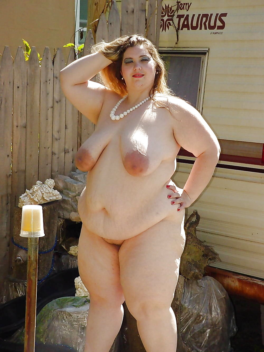 Fattest woman in the world pussy pics