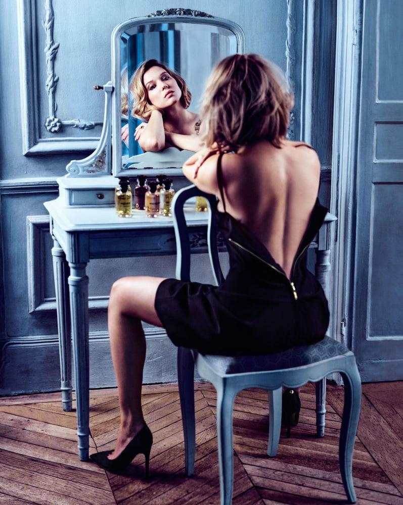 Lea Seydoux une fille adorable- 132 Pics