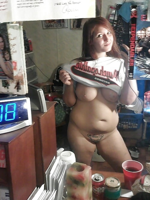 Horny trailer trash girls #3