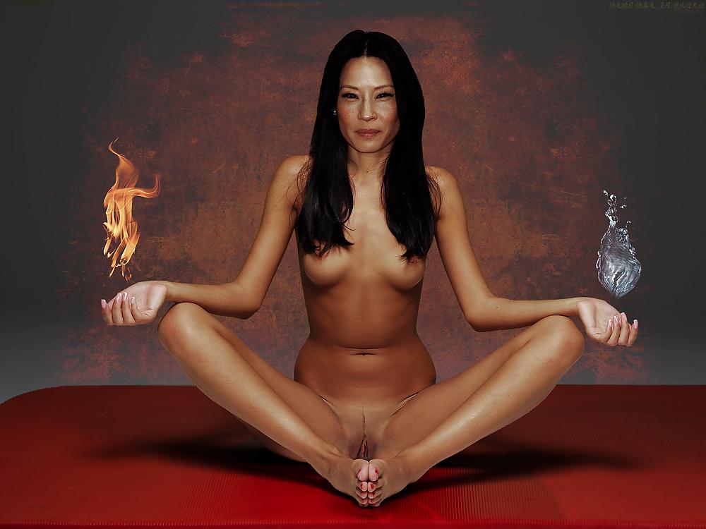 Free lucy liu nude
