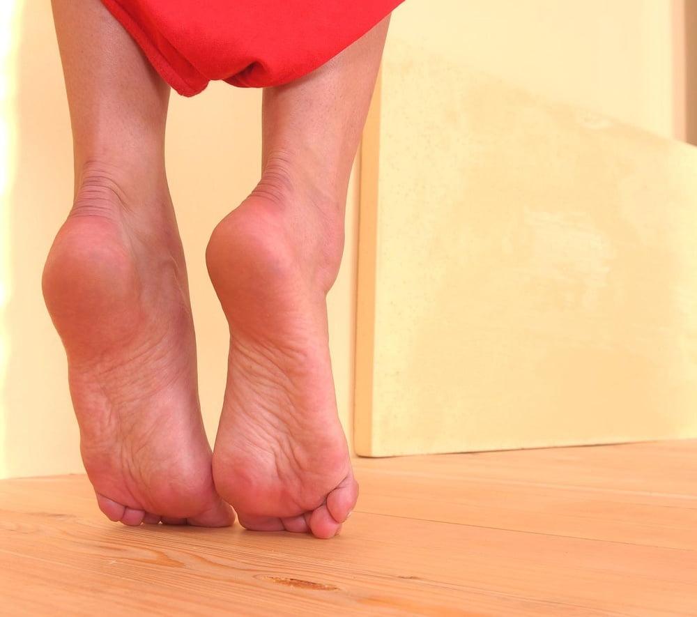 Bondage Ballet Foot Splint
