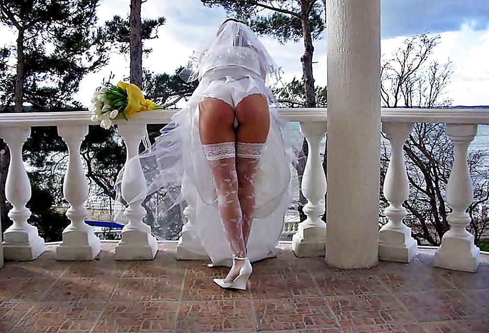 Baltimore broke ass bride