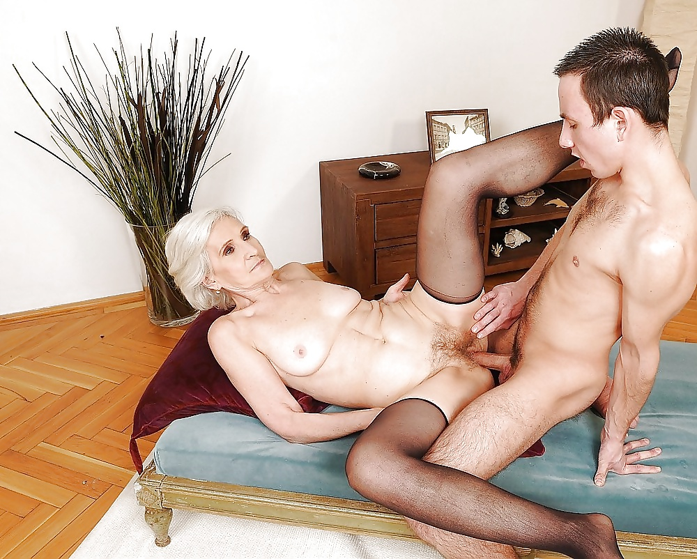 Old lady fucks grandson in motel, ste nude images