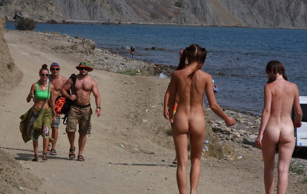 How To Hike Completely Naked In Germany