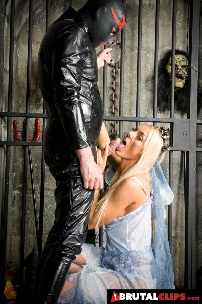 BrutalClips - Lusty Stacey Saran Gets The Fuck She Deserves