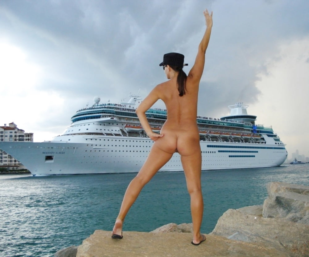 Chrissy Nude On A Cruise Ship Porn Pic