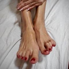 Maja Amateur Wife 's Feet