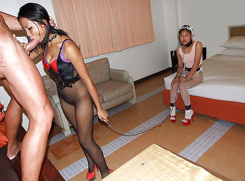 Nude asian slave girls
