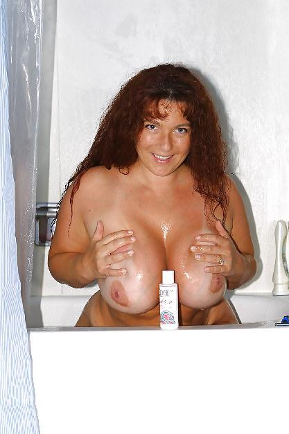 Hot big boobed brunette slut with nice-5568