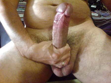cock hairy Big fat