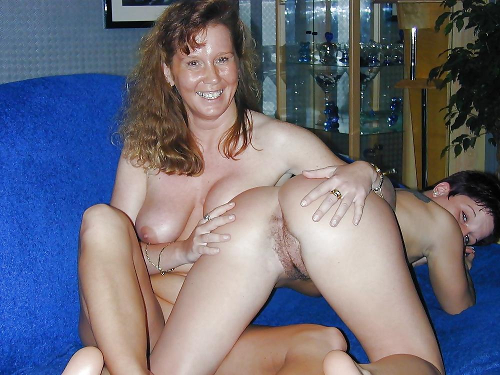 Milf granny anal