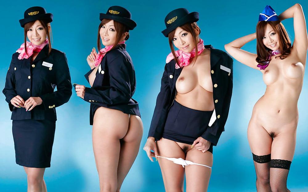 Женщины возрасте эро фото красивых стюардесс спиной
