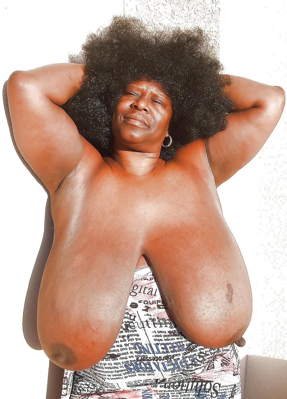Apologise, Vanessa bbw ebony big black tits