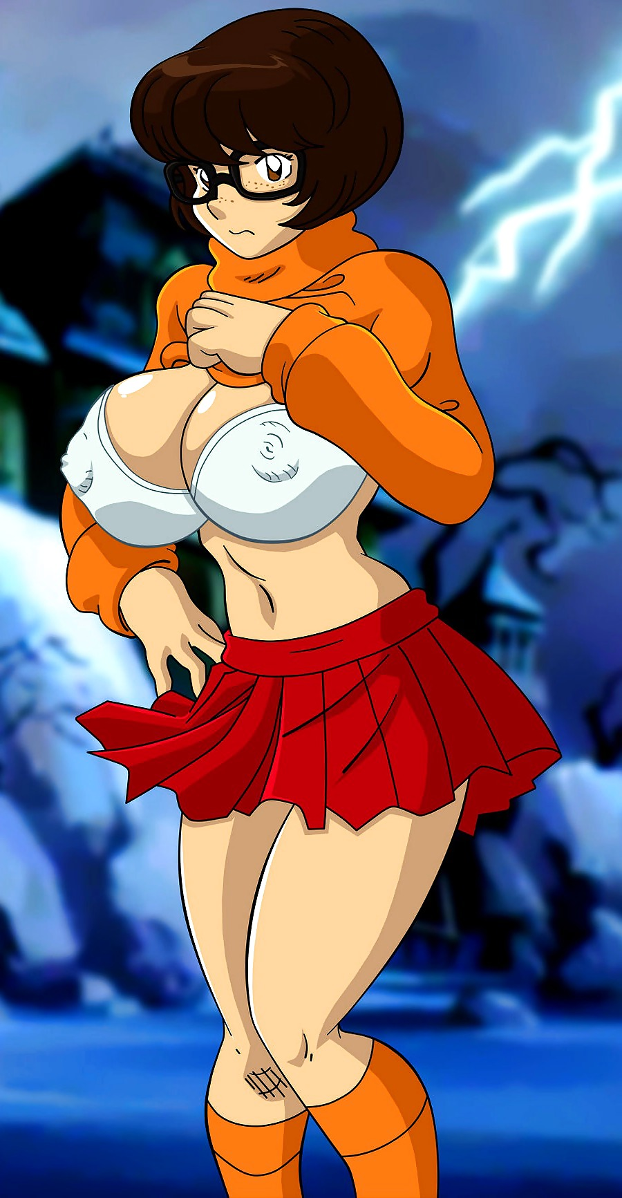 Scooby bulma sexy and