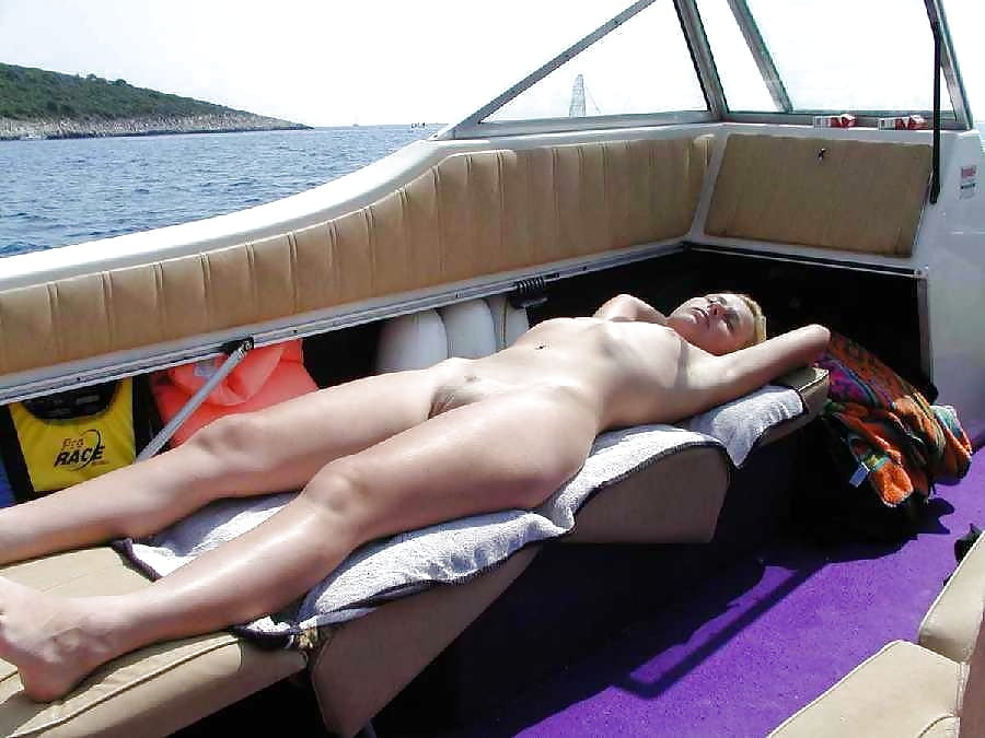 Naked Milfs On Boat Sex