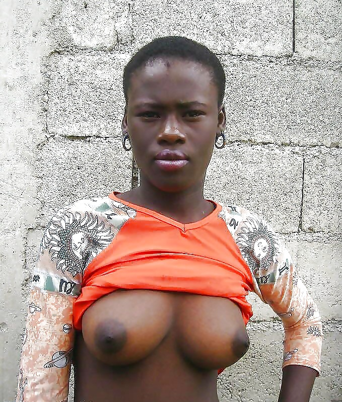 Real african black tribal tits nude girls pictures