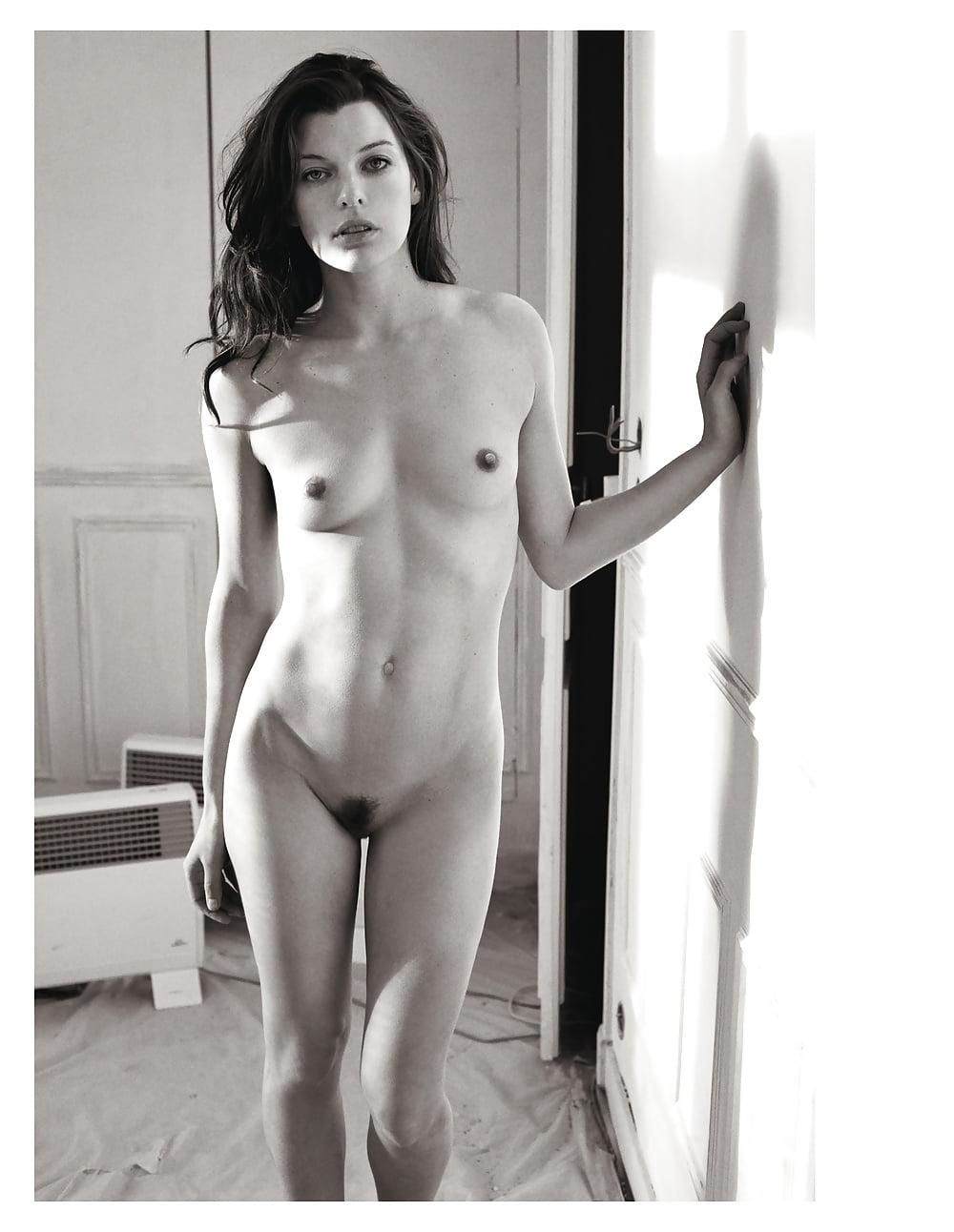 Milla jovovich tumblr nude — 7