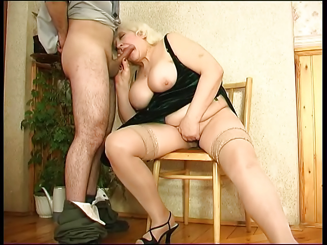 Wife catches her man fucking her mom-3039