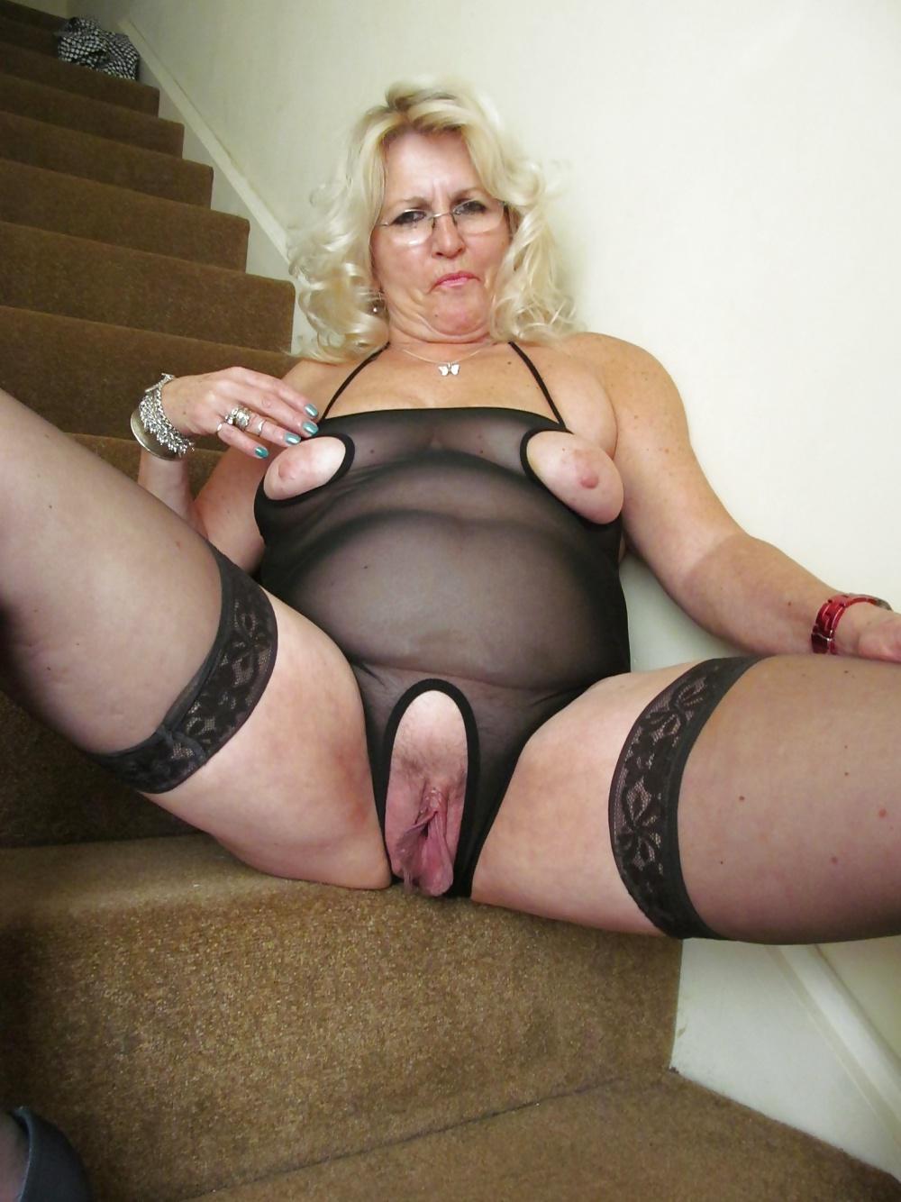 crotchless mature pics xhamster com