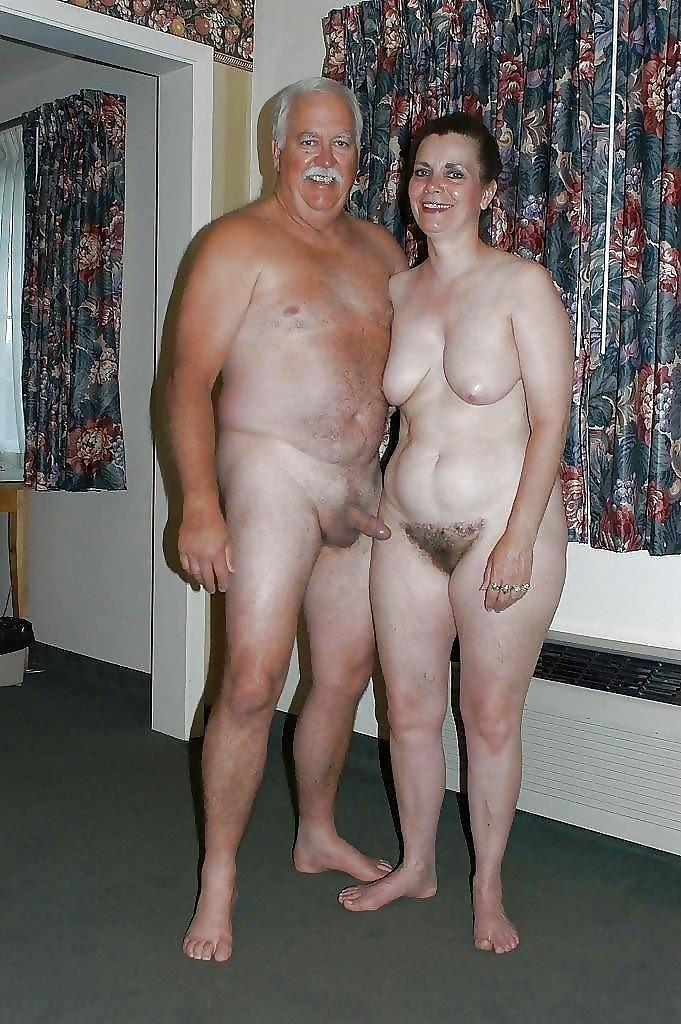 Hot milf naked