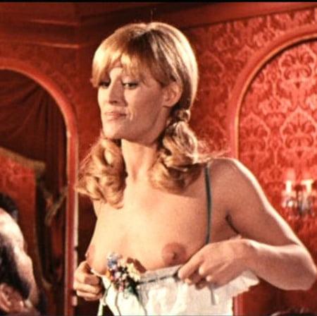 Nackt Nathalie Delon  Glamorous French