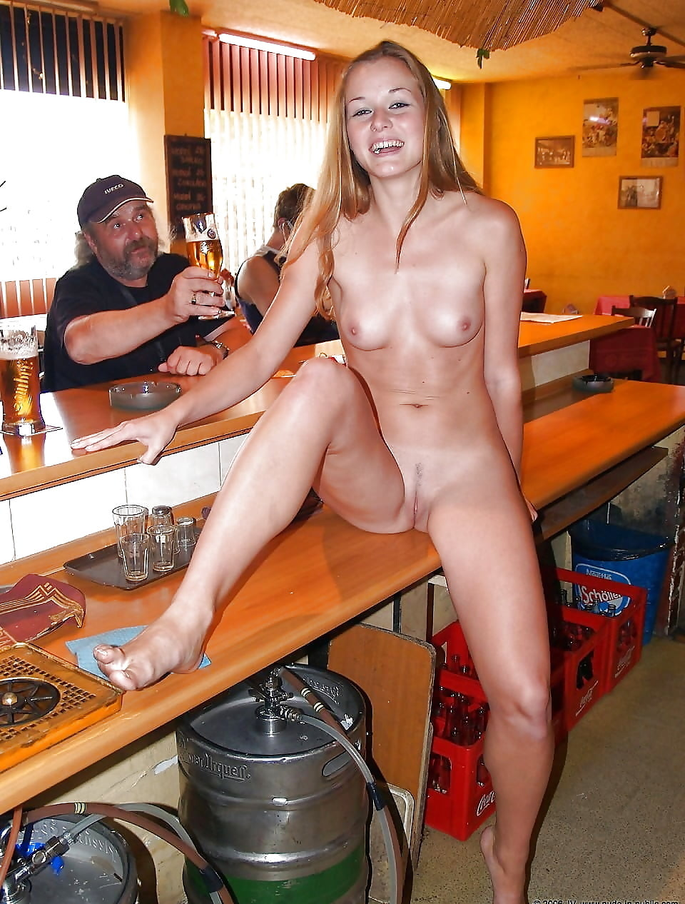 wife-naked-in-a-bar-huge-cock-little-mouths