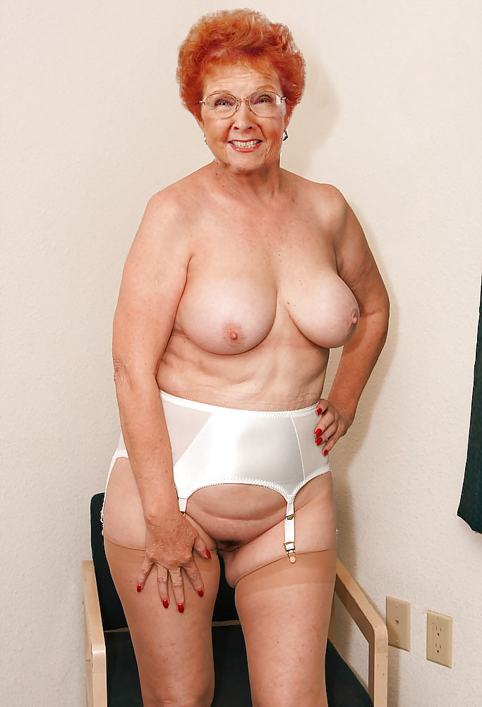 Very hot sexy nude grannies 9