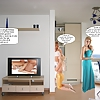 German Cuckold Captions -Cheating Girls- Deutsch