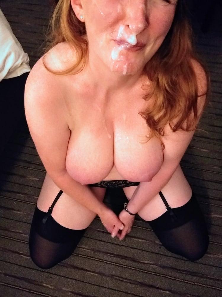 Chubby sucking cock photos