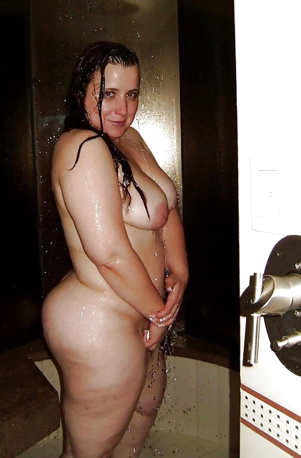 Fat naked women in shower, xhamster skank wife slow fucked