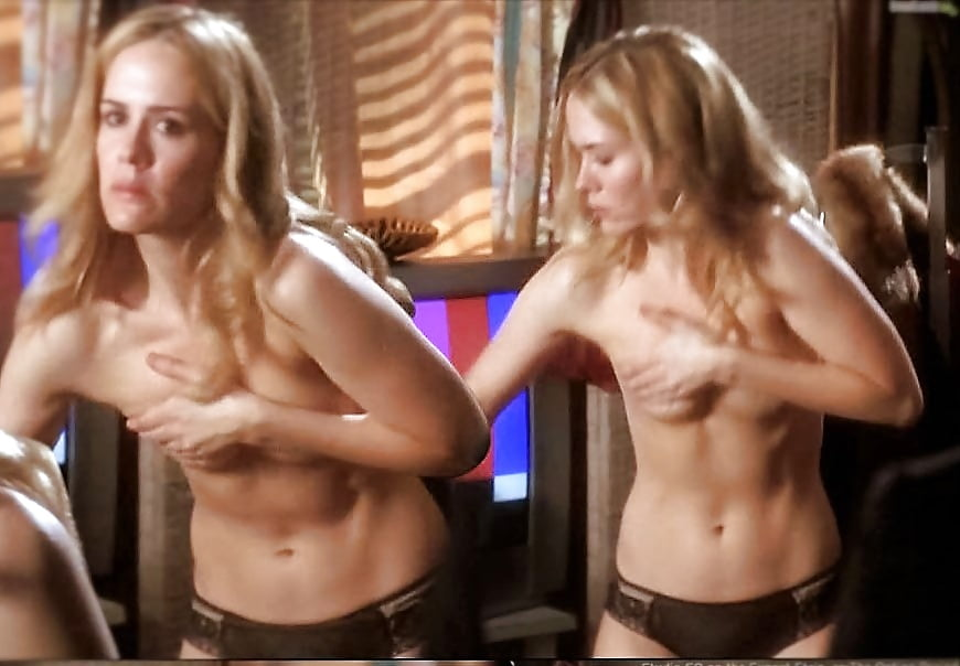 sarah paulson nude pics