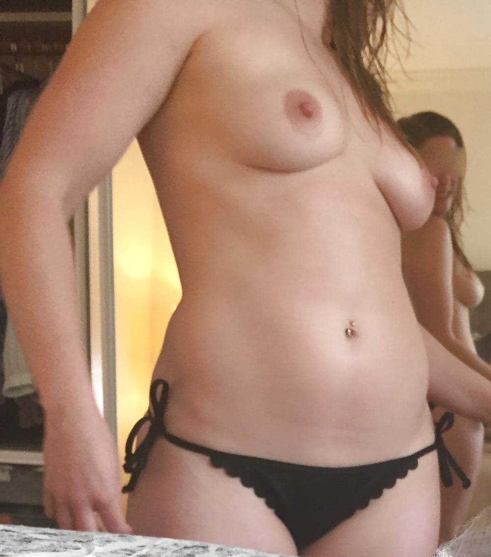 in bikini Wife sexy