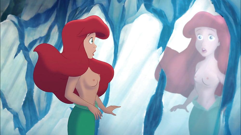 The little mermaid big boobs