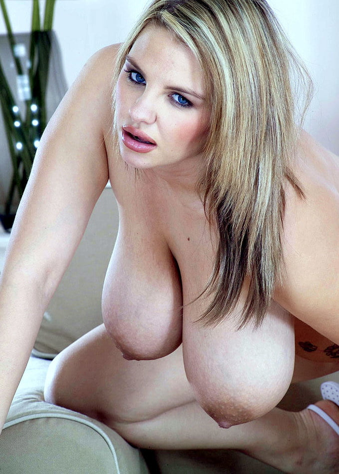 Busty blonde kelly kay
