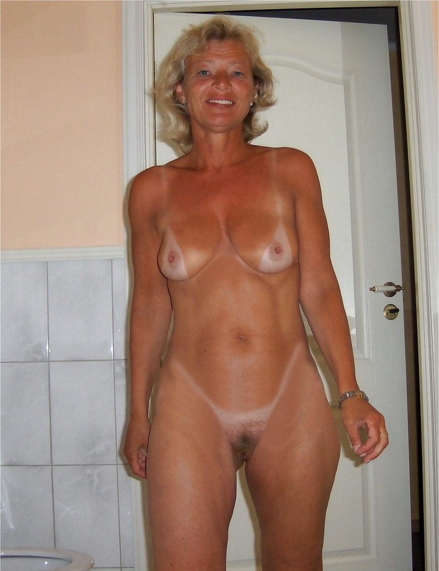 Mature tan lines pics, tranny tuck tutorial