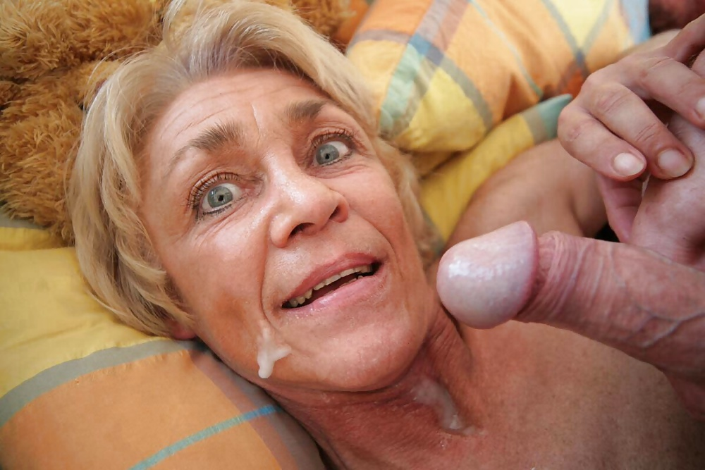 Grandma sex clips sperm