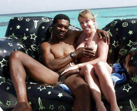 Ebony amateur sexy satin
