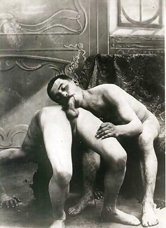 pics Vintage nude men