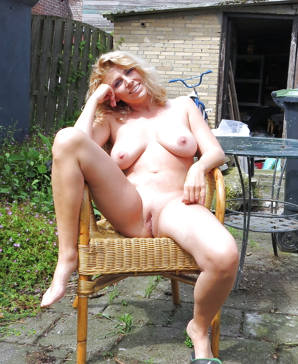 Mature wife movies outside