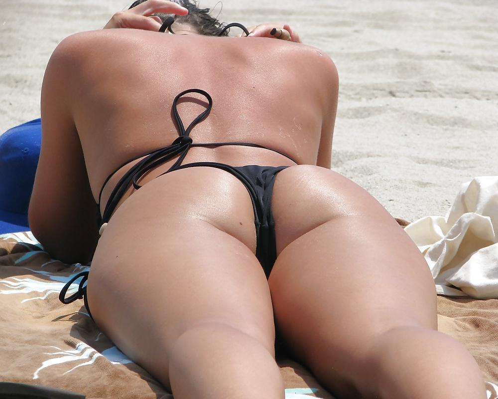 Soft voyeur string bikinis erotic video