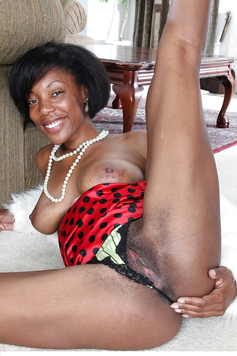 Ebony older women porn