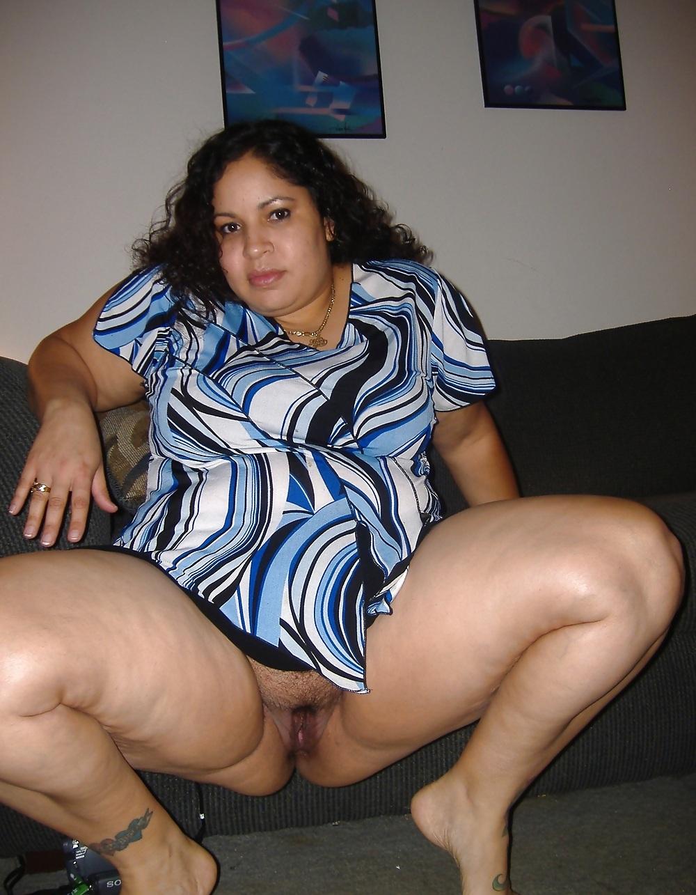 Latinas fat