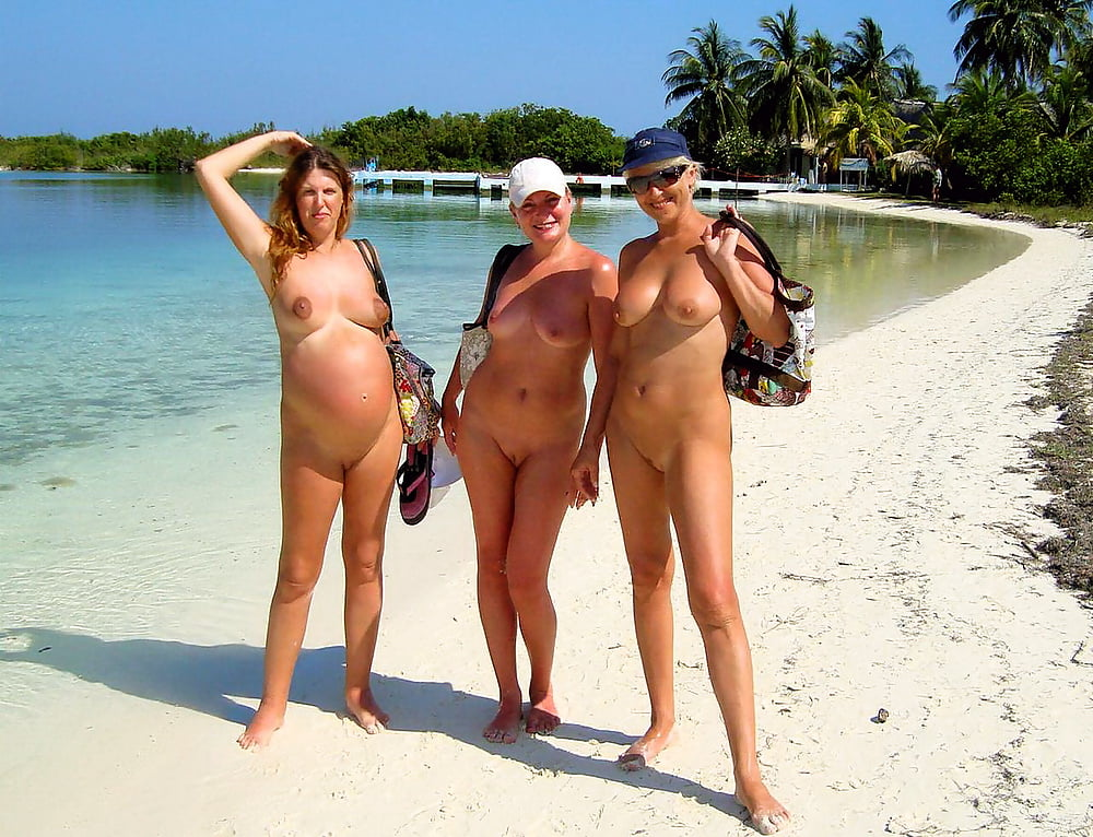 Naked caribbean babes fuck, man shoots of the hugest cumshot known to mankind