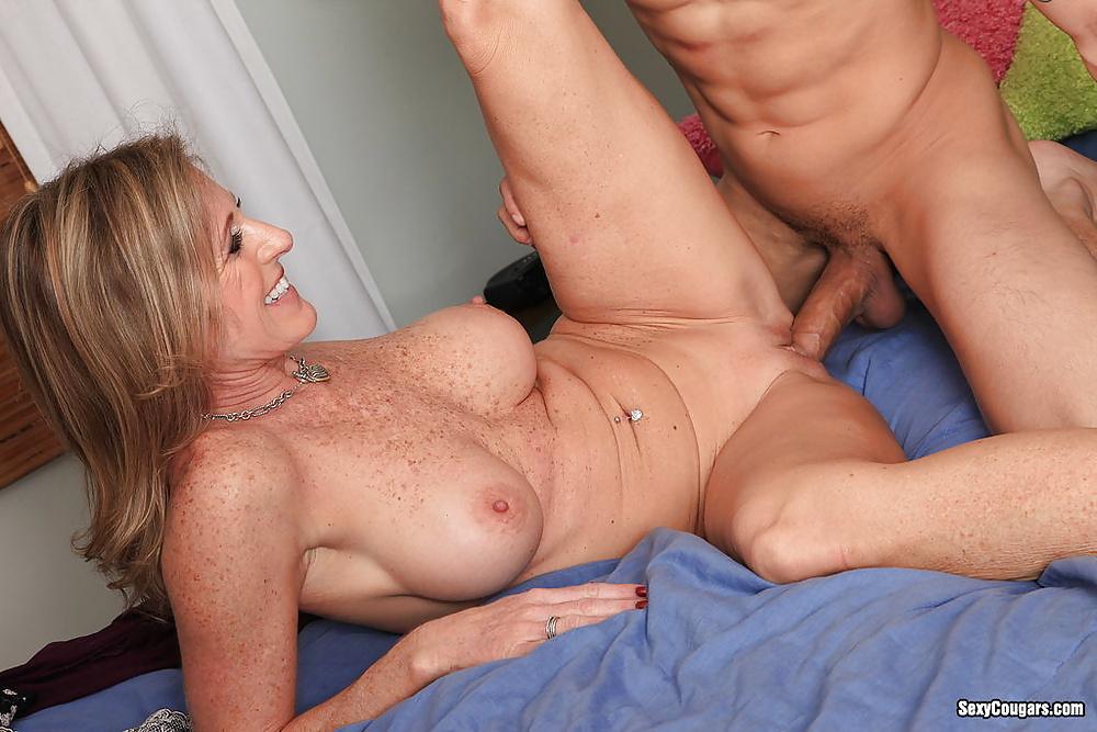 Cougar twink