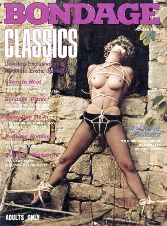 vintage bondage magazine umfasst