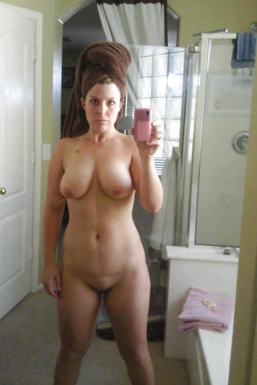 My Friends Mom Naked Selfie
