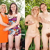 Dressed Undressed! - vol 200! (Mother and Daughter Special!)