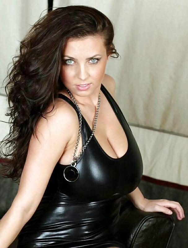 big-boobs-leather