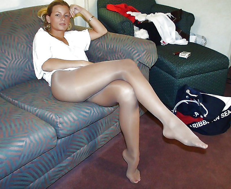 Pantyhose video posts — pic 6