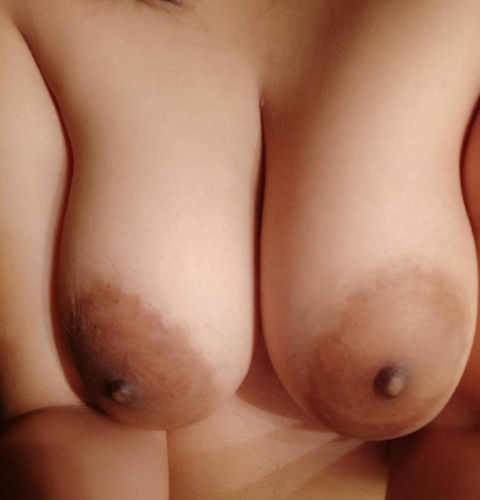 Beautiful boobs show